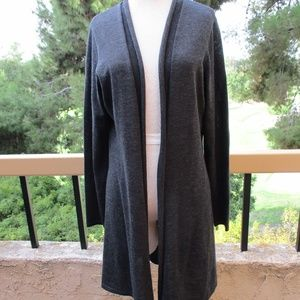 EILEEN FISHER WOMAN SWEATER~ 1X / 2X ~ BACK DETAIL